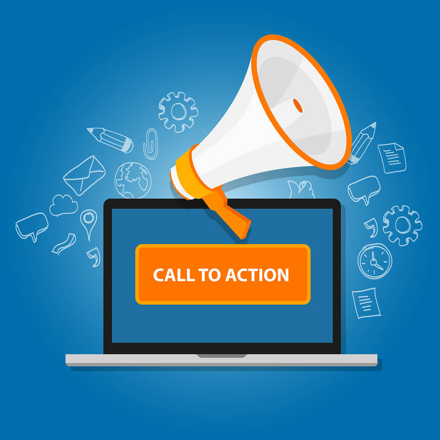 Call to action SEO