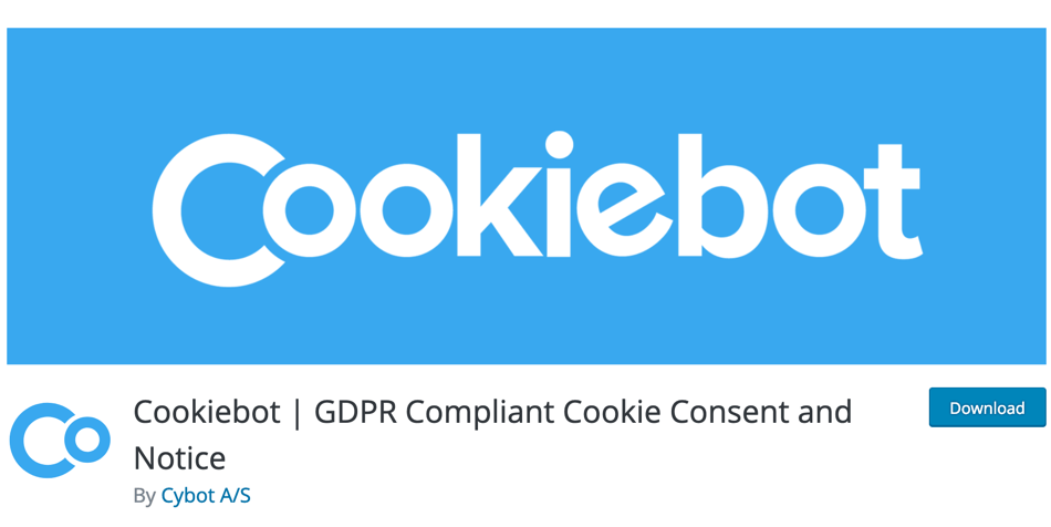 This is a more comprehensive cookie-related GDPR plugin