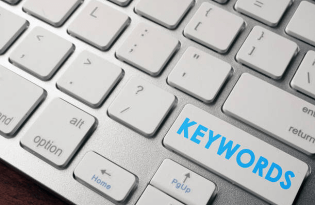 Include Keywords in Your Product & Service Descriptions