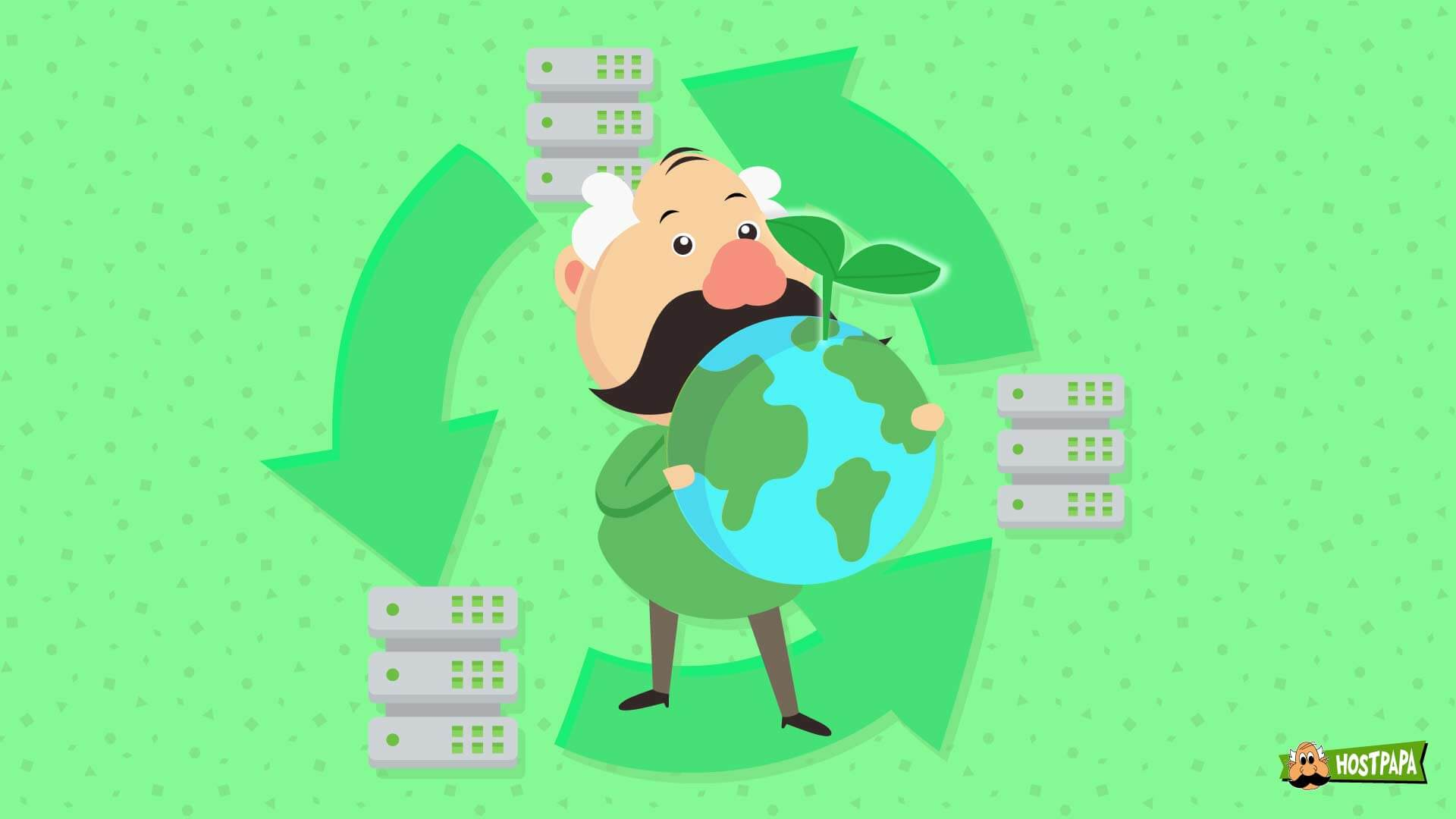 Learn all about what Is Green Web Hosting