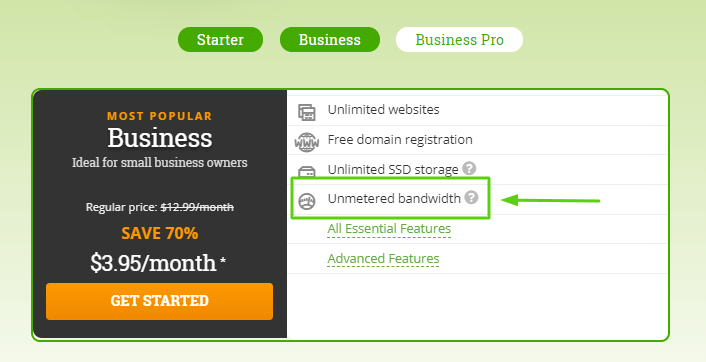 Check all our Web Hosting plans!