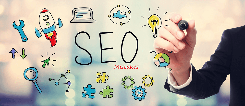 Avoid these SEO mistakes