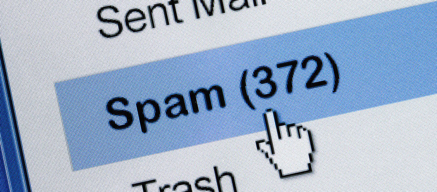 Set up you spam filters to optimize your hosting resources