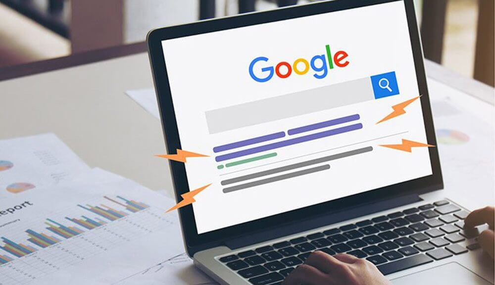 Getting a high search ranking on your website requires time and hard work