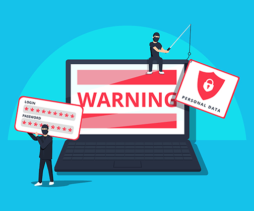 Consider the possibility of your website being Hijacked