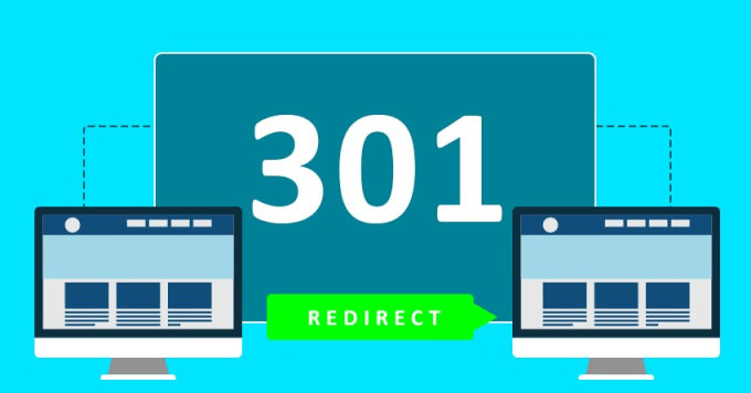 Use redirects 301 to keep your SEO safe