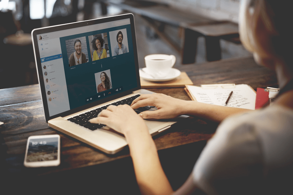 Communicate clearly through video calls