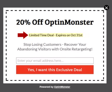 Get more leads with freebies and discounts