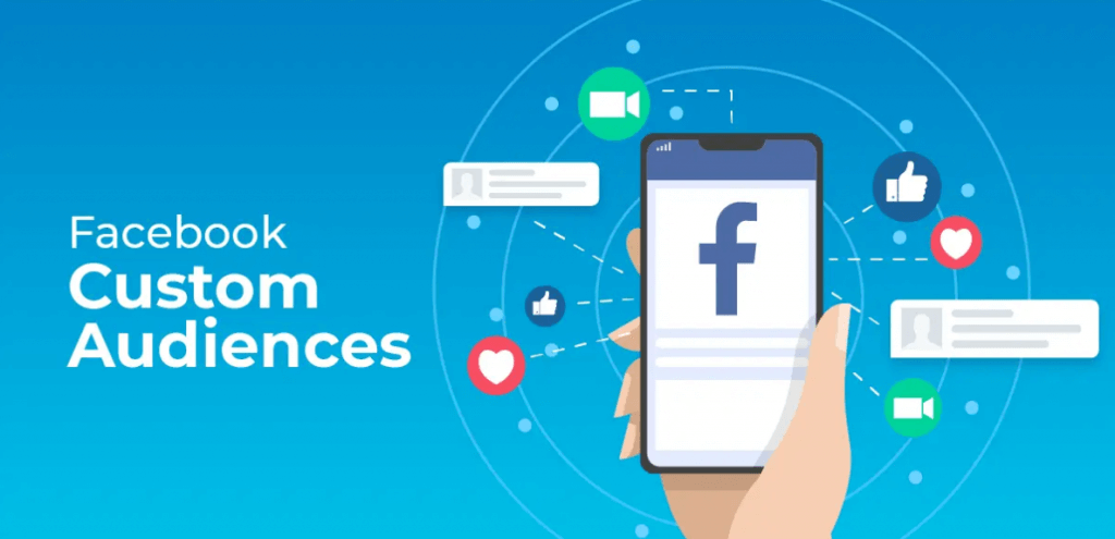 How to use the Facebook custom audiences