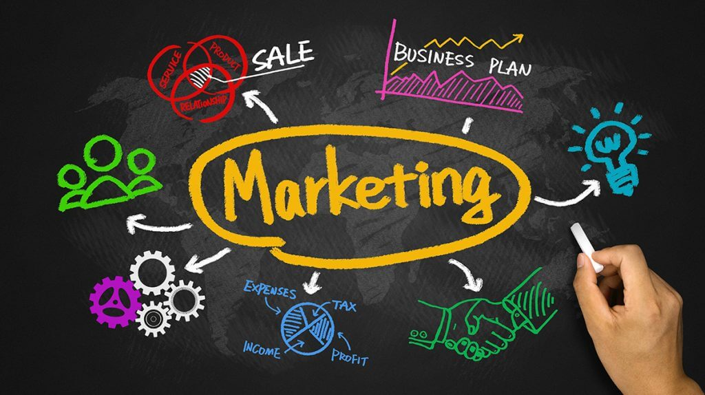 Use marketing to keep a continious growth for your reseller business