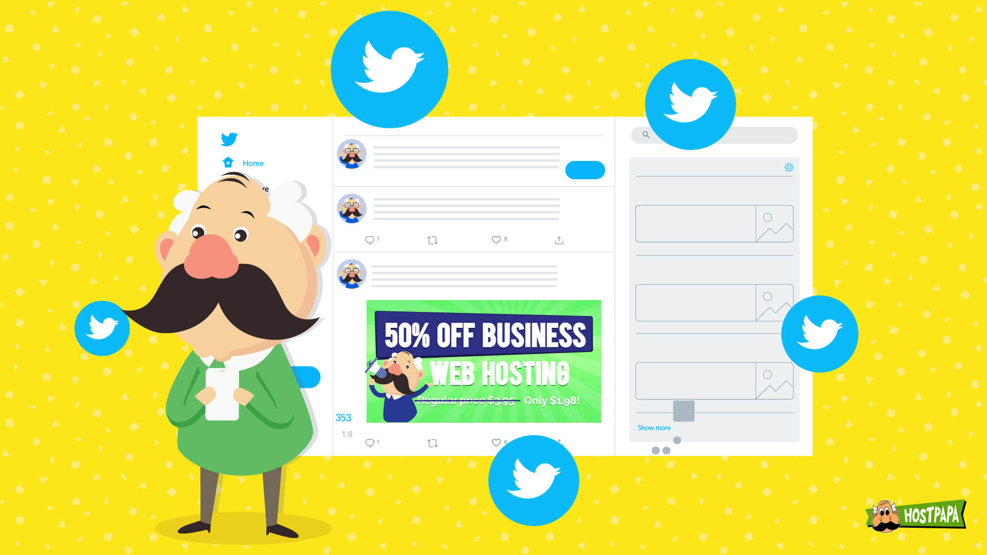 Check these tips for your Twitter's small business
